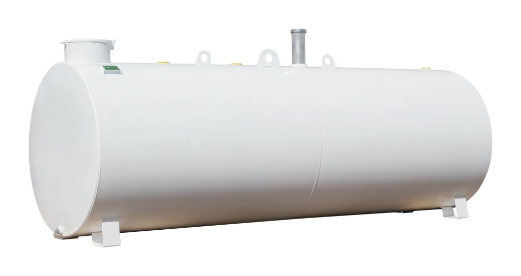 Nithwood 1000 Gal. Single Wall Fuel Tank