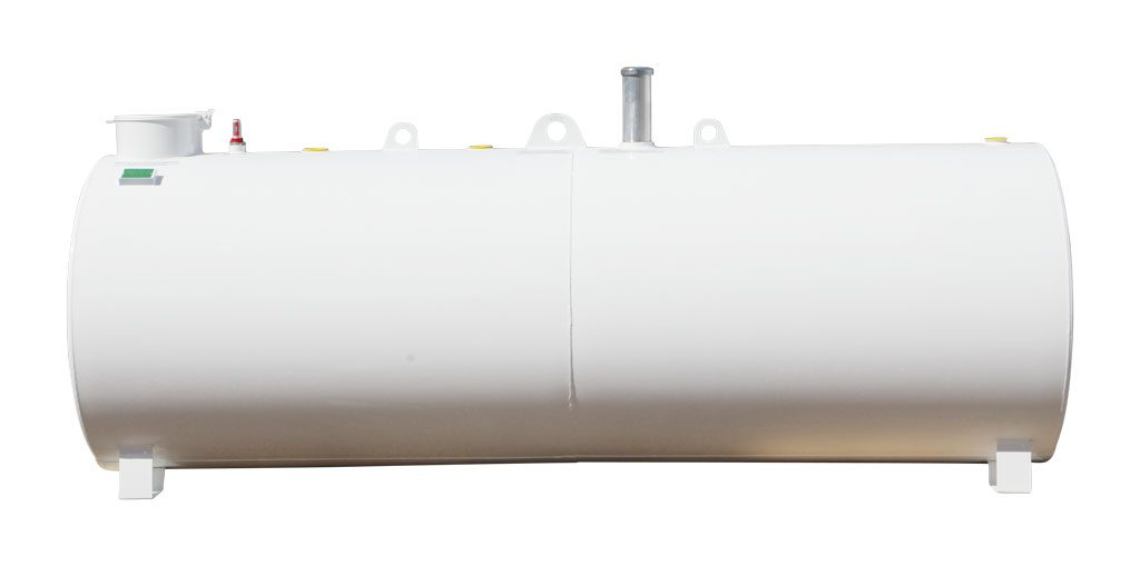 Nithwood 1000 Gallon Double-Bottom Fuel Tank