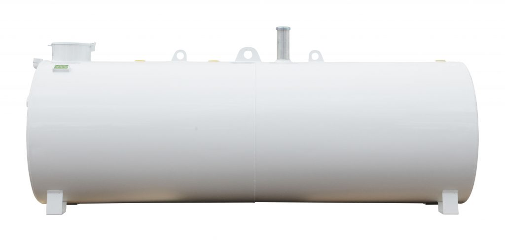 Nithwood 1000 Gallon Double Wall Fuel Tank