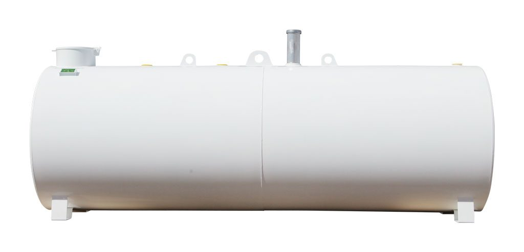 Nithwood 1000 Gallon Single Wall Fuel Tank