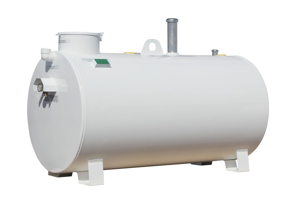 Nithwood 300 Gallon Double Wall Fuel Tank